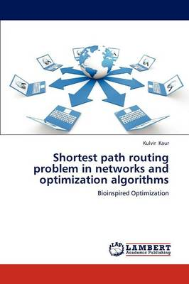 Shortest Path Routing Problem in Networks and Optimization Algorithms (Paperback)