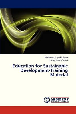 Education for Sustainable Development-Training Material (Paperback)