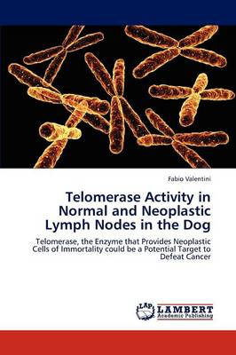 Telomerase Activity in Normal and Neoplastic Lymph Nodes in the Dog (Paperback)