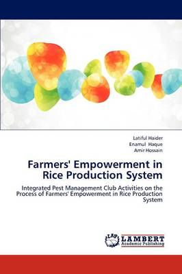 Farmers' Empowerment in Rice Production System (Paperback)