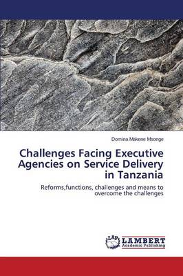 Challenges Facing Executive Agencies on Service Delivery in Tanzania (Paperback)