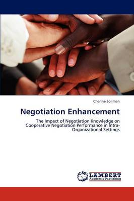 Negotiation Enhancement (Paperback)