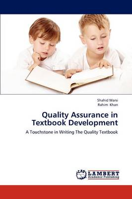 Quality Assurance in Textbook Development (Paperback)