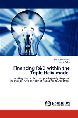 Financing R&d Within the Triple Helix Model (Paperback)