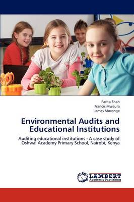Environmental Audits and Educational Institutions (Paperback)
