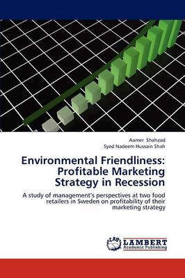Environmental Friendliness: Profitable Marketing Strategy in Recession (Paperback)