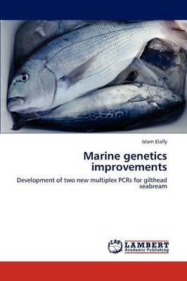 Marine Genetics Improvements (Paperback)