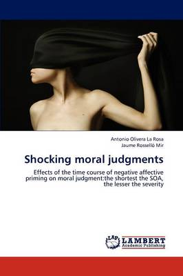 Shocking Moral Judgments (Paperback)