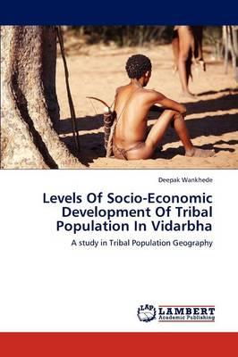 Levels of Socio-Economic Development of Tribal Population in Vidarbha (Paperback)