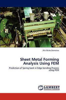 Sheet Metal Forming Analysis Using Fem (Paperback)