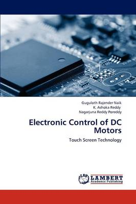 Electronic Control of DC Motors (Paperback)