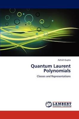 Quantum Laurent Polynomials (Paperback)