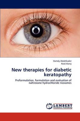 New Therapies for Diabetic Keratopathy (Paperback)