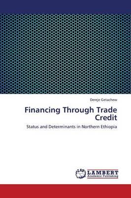 Financing Through Trade Credit (Paperback)