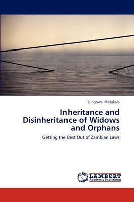 Inheritance and Disinheritance of Widows and Orphans (Paperback)