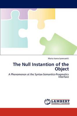 The Null Instantion of the Object (Paperback)