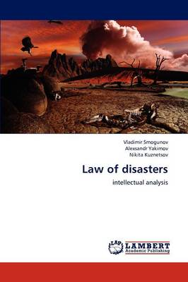 Law of Disasters (Paperback)