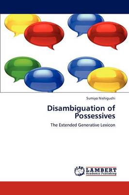 Disambiguation of Possessives (Paperback)