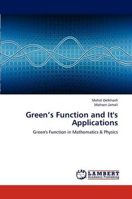 Green's Function and It's Applications (Paperback)