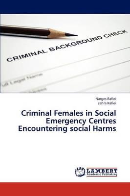 Criminal Females in Social Emergency Centres Encountering Social Harms (Paperback)