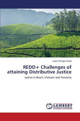 Redd+ Challenges of Attaining Distributive Justice (Paperback)