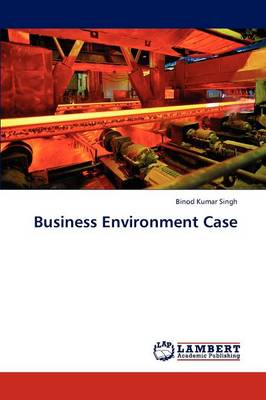 Business Environment Case (Paperback)
