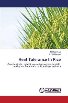 Heat Tolerance in Rice (Paperback)