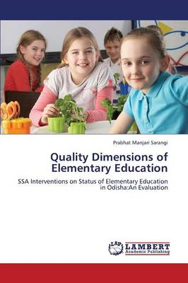 Quality Dimensions of Elementary Education (Paperback)