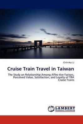 Cruise Train Travel in Taiwan (Paperback)