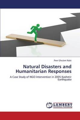 Natural Disasters and Humanitarian Responses (Paperback)