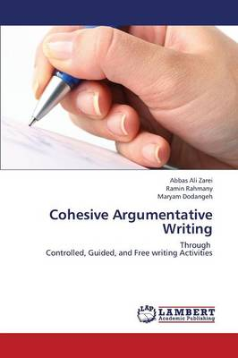 Cohesive Argumentative Writing (Paperback)