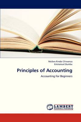 Principles of Accounting (Paperback)