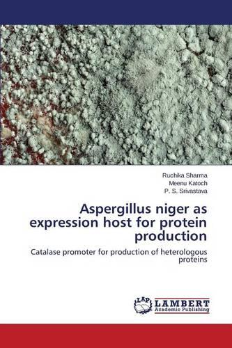 Aspergillus Niger as Expression Host for Protein Production (Paperback)