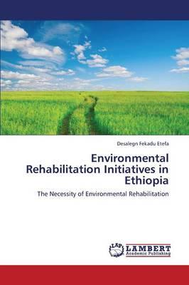 Environmental Rehabilitation Initiatives in Ethiopia (Paperback)