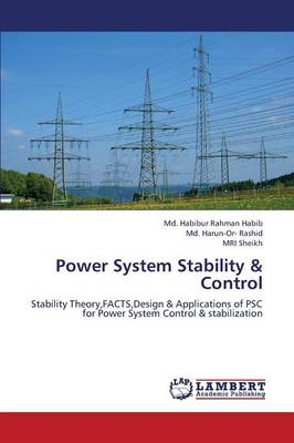 Power System Stability & Control (Paperback)