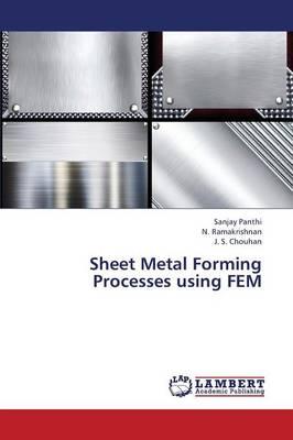 Sheet Metal Forming Processes Using Fem (Paperback)