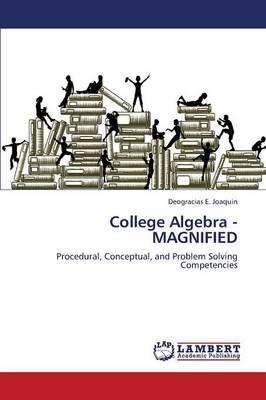 College Algebra - Magnified (Paperback)
