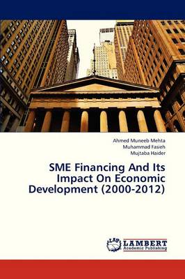 Sme Financing and Its Impact on Economic Development (2000-2012) (Paperback)