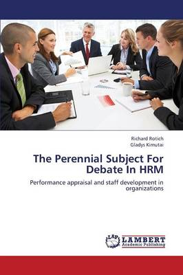 The Perennial Subject for Debate in Hrm (Paperback)