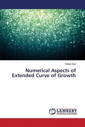 Numerical Aspects of Extended Curve of Growth (Paperback)