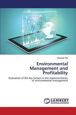 Environmental Management and Profitability (Paperback)