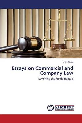 Essays on Commercial and Company Law (Paperback)