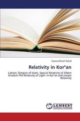 Relativity in Koran (Paperback)