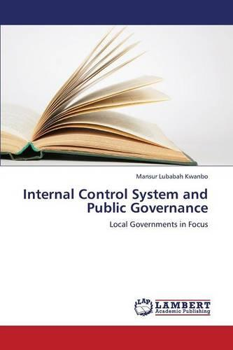 Internal Control System and Public Governance (Paperback)