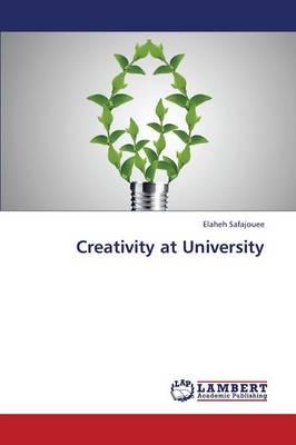 Creativity at University (Paperback)