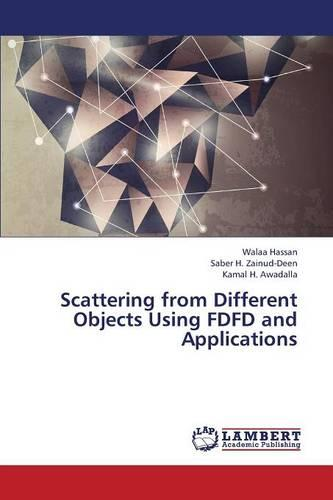 Scattering from Different Objects Using Fdfd and Applications (Paperback)