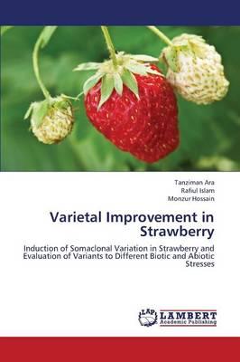 Varietal Improvement in Strawberry (Paperback)