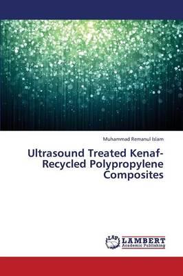 Ultrasound Treated Kenaf-Recycled Polypropylene Composites (Paperback)