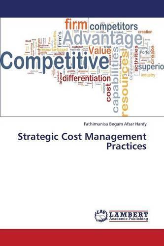 Strategic Cost Management Practices (Paperback)
