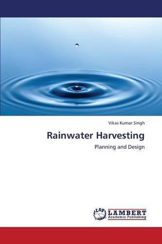 Rainwater Harvesting (Paperback)